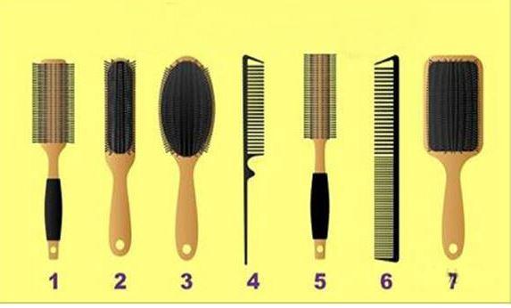 Milyen típusú hajkefét választasz? Elárulja, miben különbözöl a többi hölgytől: