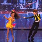 A zsűri, a közönség és a műsorvezetők is megőrültek a 2 kis táncosért: szenzációs, mit műveltek