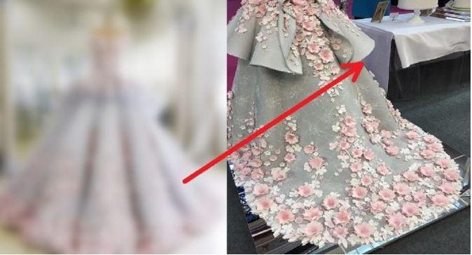 Szinte senki nem jön rá elsőre, mitől olyan egyedi ez a menyasszonyi ruha. Te mit tippelsz?
