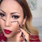 A kreatív hölgy 2 extra szemöldököt rajzolt az arcára: videóra vette, milyen különleges célja volt vele