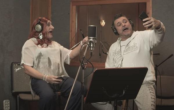 Csobot Adél és Istenes Bence német duettjét fergetegesen parodizálja ki az Irigy hónaljmirigy: szerinted is telitalálat?
