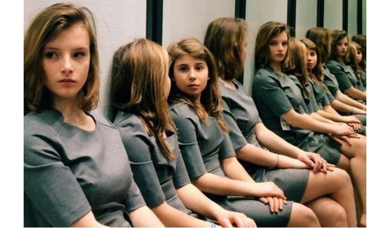 A mai napig rengetegen találgatnak és 10-ből csak 1 az, aki jól tudja: hány lány is látható ezen a képen