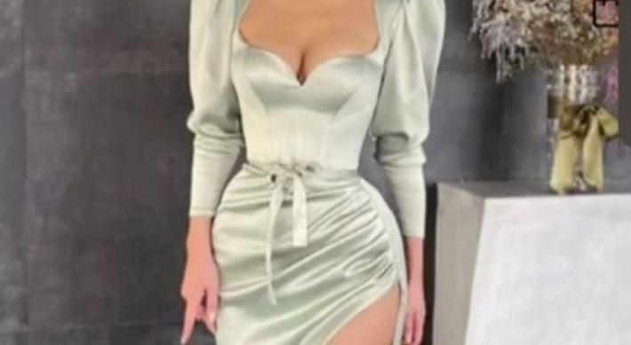 Ezt a varázslatosan szép ruhát rendelte a neten: szinte elájult, mikor meglátta, mit kapott helyette
