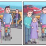 16-ból 1 ember vágja rá rögtön, hol található a két kép közötti egy, apró kis különbség