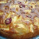 Bögrés kavart almás-meggyes. 30 perc alatt ínycsiklandó finomságot készíthetsz: