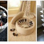 Nem férnek el a cipőid a szekrényben? Néhány remek praktikát mutatunk a tároláshoz:
