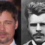 11 férfi híresség és hasonmásaik a múltból